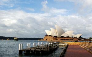 sydney, not regional australia