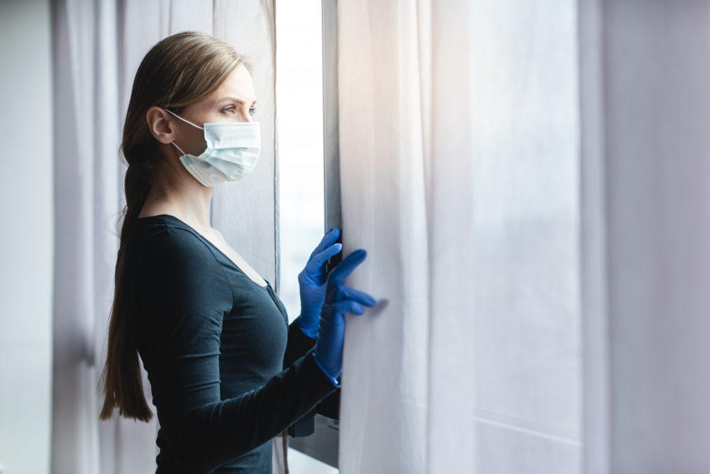 Coron Virus cleaning